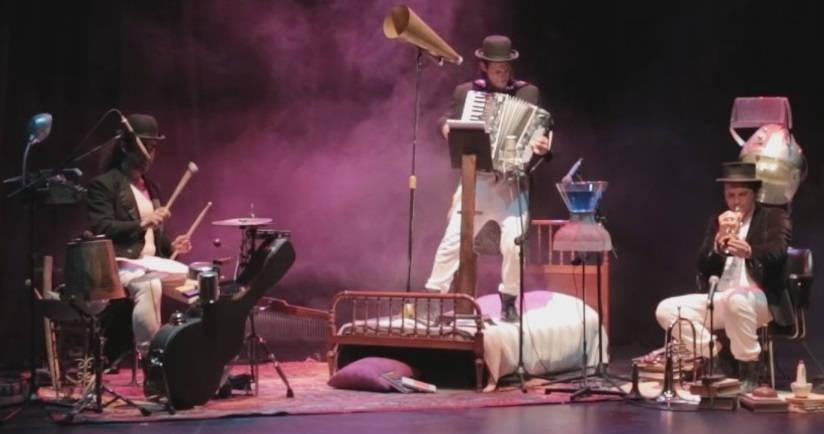 """Proyecto Voltaire """"Música de Mobiliario"""""""